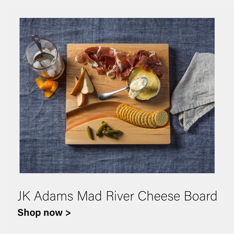 Mad River Cheese Board