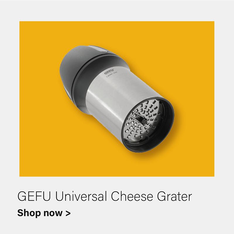 GEFU Universal Cheese Grater