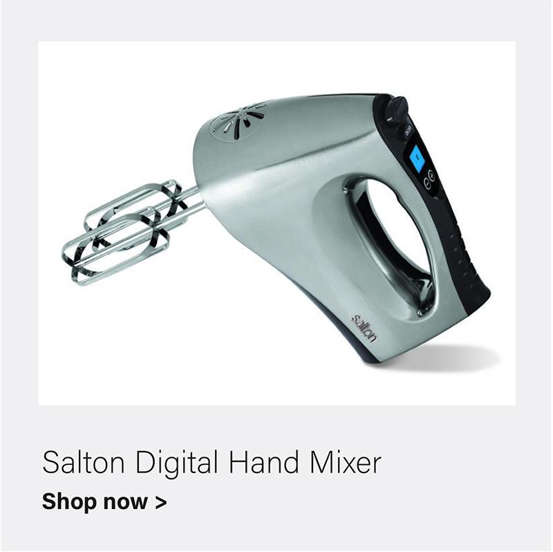 Salton Digital Handmixer
