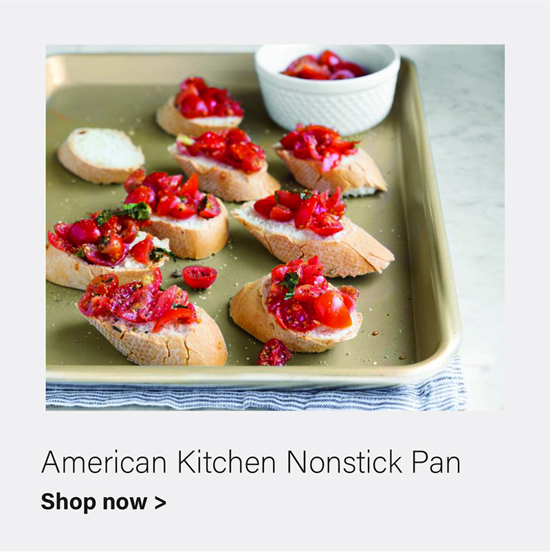 American Kitchen Large Nonstick Jelly Roll Pan
