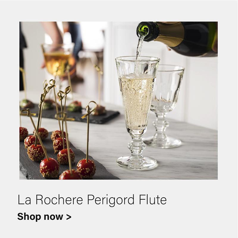 La Rochere Perigord Champagne Flute Set/6