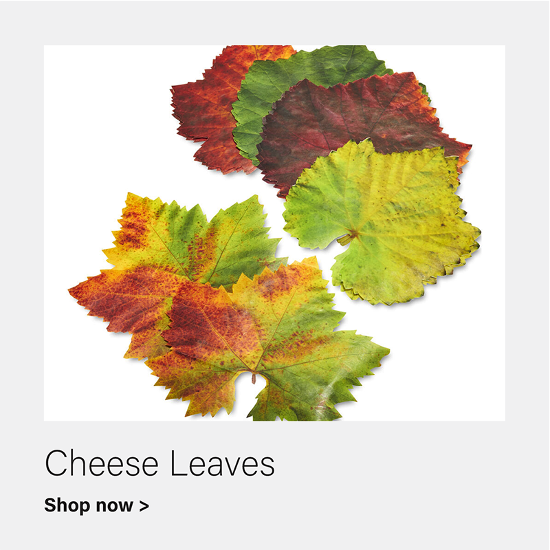 Cheese Leaves