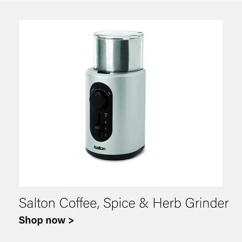 Salton Coffee, Spice & Herb Grinder