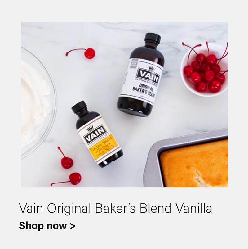 Vain Original Baker's Blend Vanilla