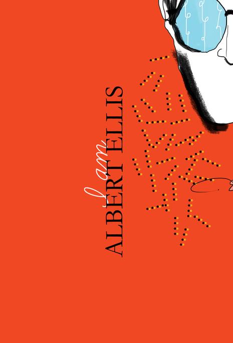 Albert Ellis - Book Cover Design