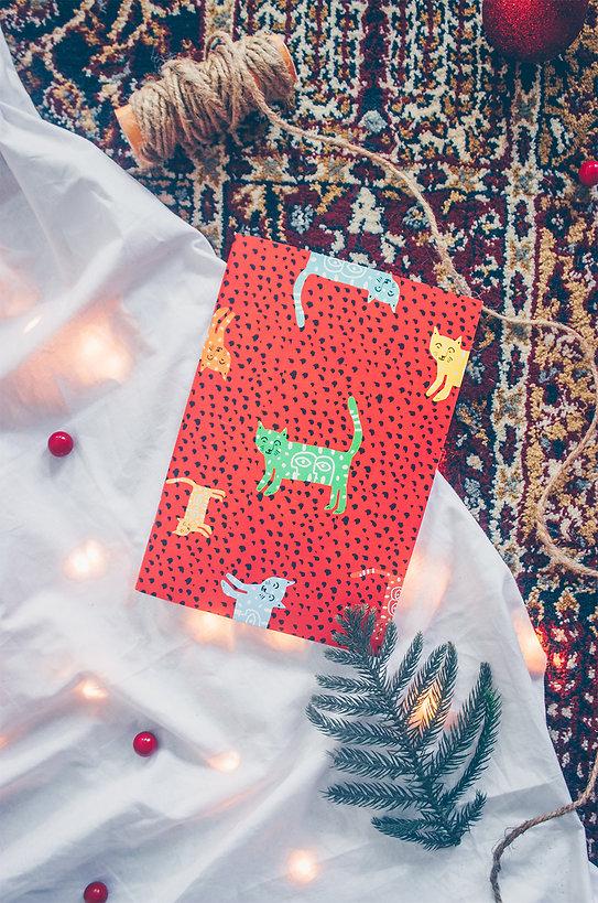 Polkats A5 Notebook