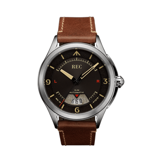 Montre REC Watche RJM hommage Spitfire