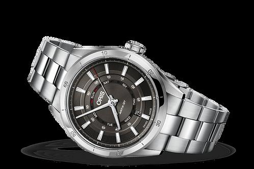 ARTIX GT DAY DATE montre oris pour homme gamme Williams mécanique automatique