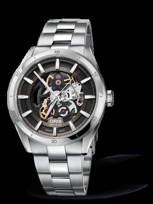 ORIS ARTIX GT SKELETON - montre  pour homme  squelette mécanique automatique