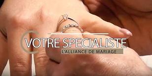 Votre spécialiste en alliance de mariage