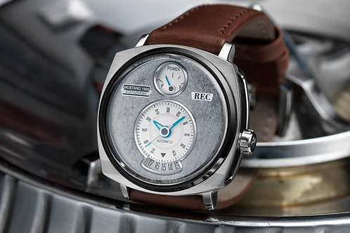 The P-51-02 REC WATCHES - Ford Mustang
