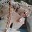 Thumbnail: Set Collier et Boucles d'oreilles pendantes en plaqué Or rose 18K