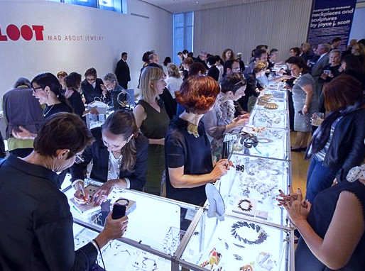 Les bijoux imprimés en 3D font fureur à New York
