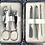 Thumbnail: Kit manucure - 6 Pcs - Manicure Pedicure Set Nail Clippers  6 in 1 Nail Clipper
