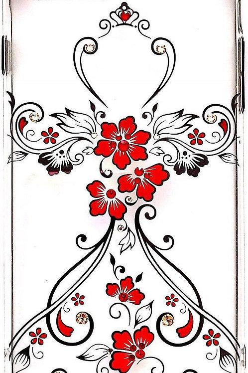 Coque iPhone Case Strass Swarovski KingXbar pour Apple iPhone 7 Plus / 8 Plus