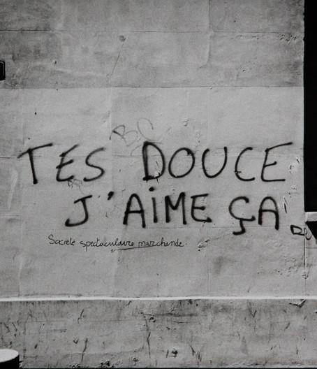Michel Ginès - T'es douce , j'aime ça
