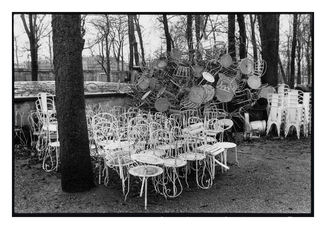 30 - 1988 - PARIS Jardin du Luxembourg.J