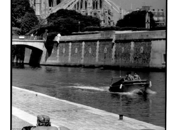 6 - 1990 - PARIS  Les quais.JPG