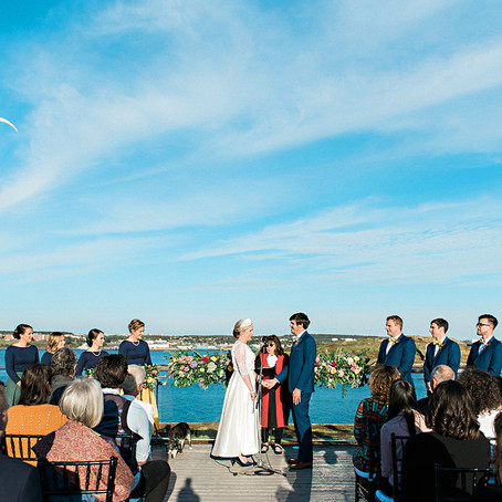 Our Favourite Halifax Seaport Market Weddings