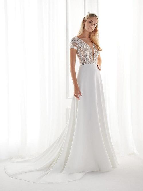 AU12163 - Vestido de Novia - Auora by Nicole Milano