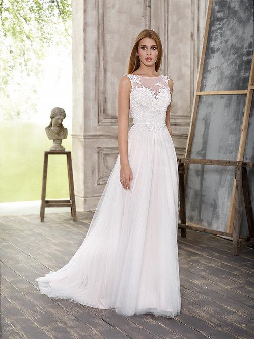 5211 - Vestido de Novia - Fara Sposa Novias
