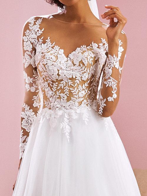 Carrie_vestido de novia_WhiteOne