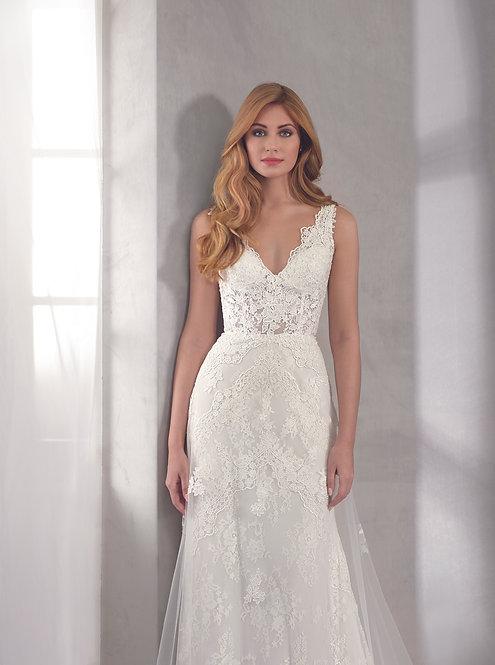 5541 - Vestidos de Novia - Fara Sposa