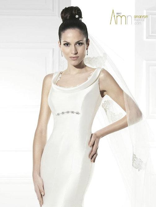 9017 - Vestido de Novia - Amanecer Nupcial