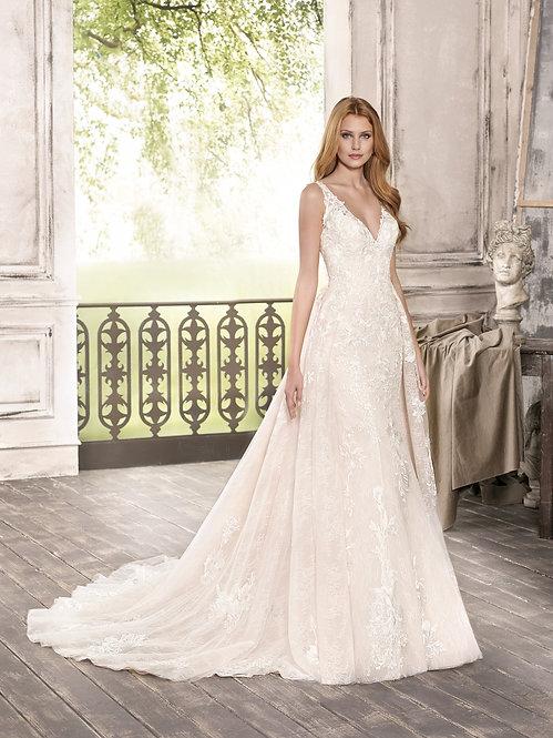 5256 - Vestido de Novia - Fara Sposa Novias