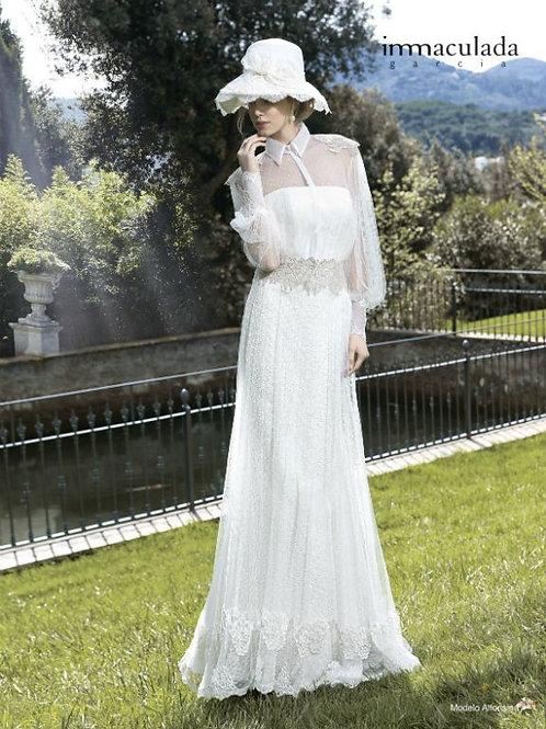 ALFONSINA - Vestido de Novia - Inmaculada Garcia