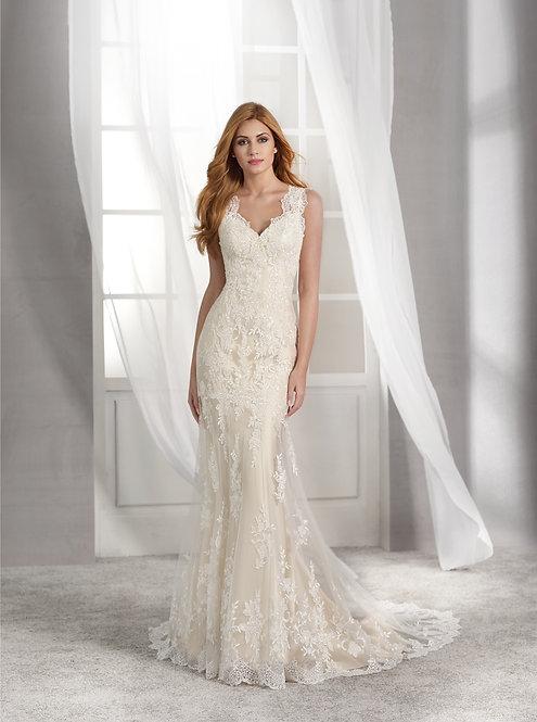 5540 - Vestido de Novia - Fara Sposa