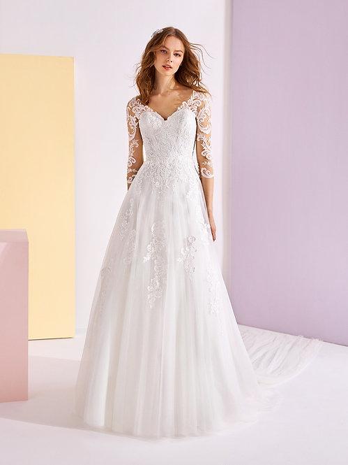 VEXTA - Vestido de Novia - WhiteOne
