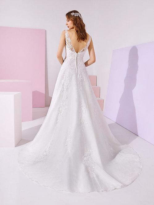 MYLA - Vestido de Novia - WhiteOne