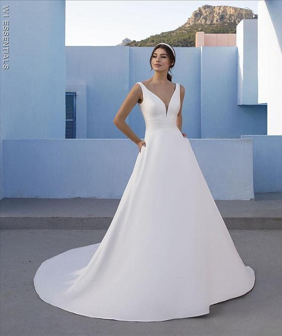 MISTELTOE - Vestido de Novia - WhiteOne Essentials