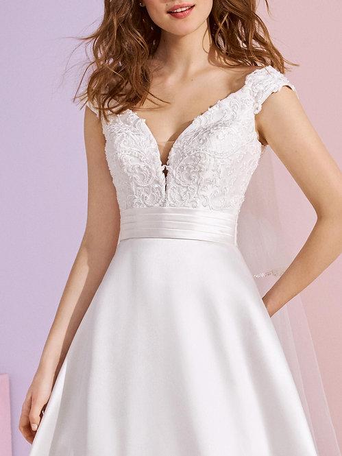 ZINIA - Vestido de Novia - WhiteOne