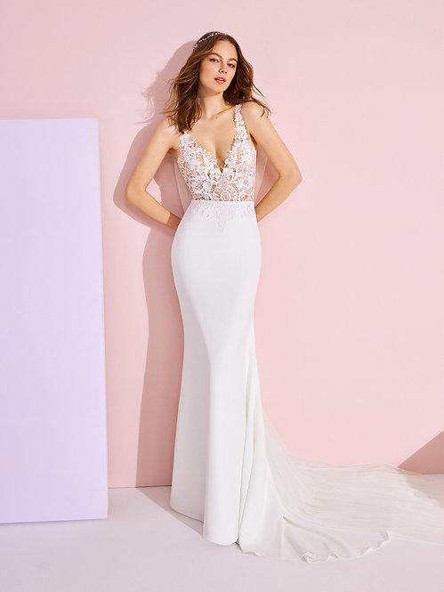 ANGELINA - Vestido de Novia - WhiteOne