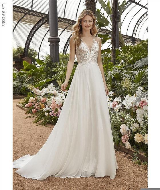 ALCEA - Vestido de Novia - La Sposa by St Patrick
