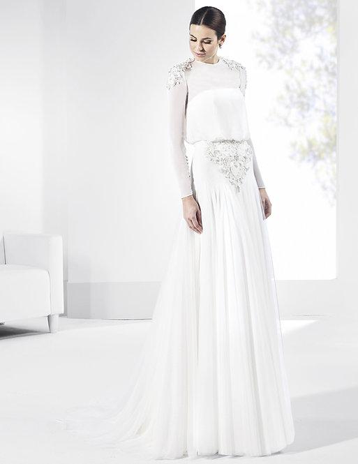 MN903 - Vestido de Novia - ManuAlvarez
