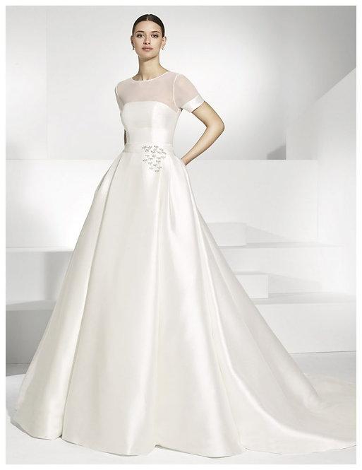 MN957 - Vestido de Novia - ManuAlvarez