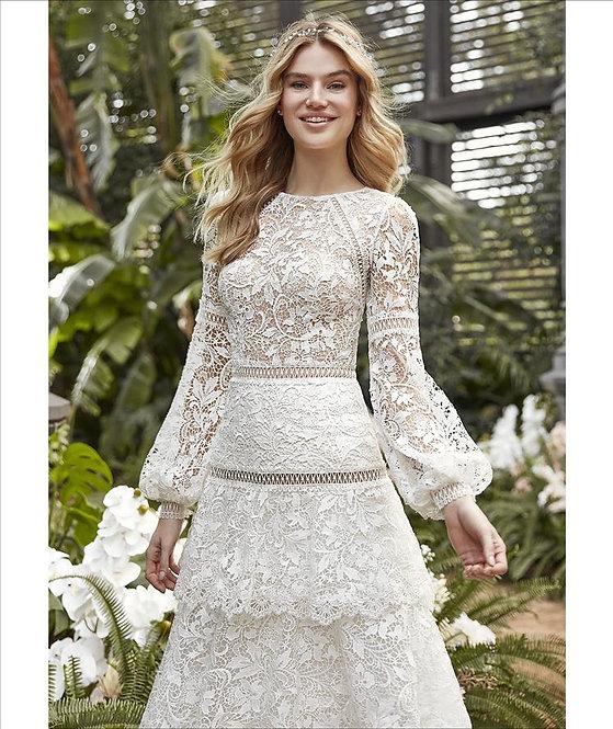 BALEARIA -Vestido de Novia - LaSposa