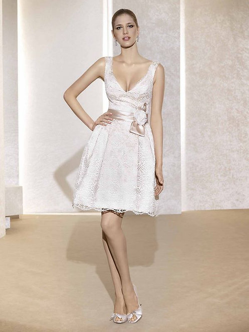 VIDA - Vestido de Novia - Novias Dart