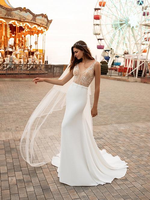 Kylie_vestido de novia_WhiteOne