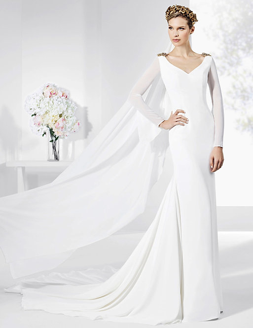 VALIA - Vestido de Novia - FrancSarabia