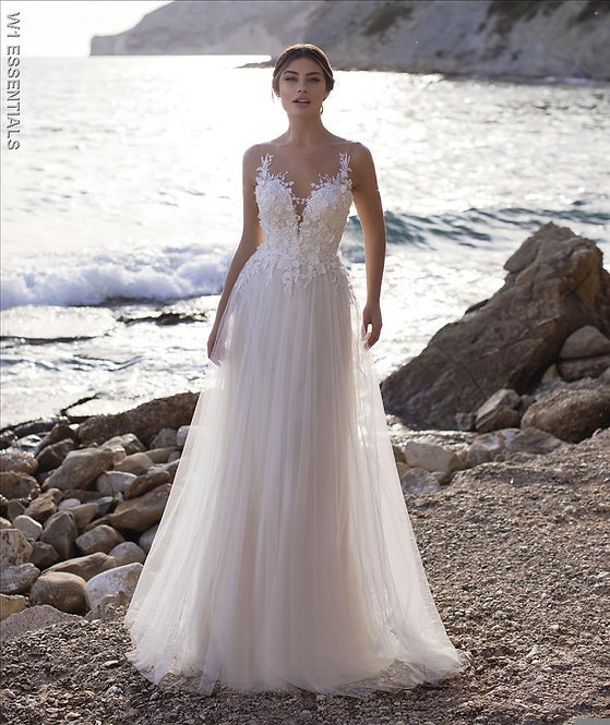 Bethany - Vestido de Novia - WhiteOne