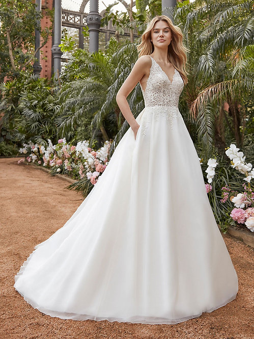 MARANTA - Vestido de Novia - La Sposa by St Patrick