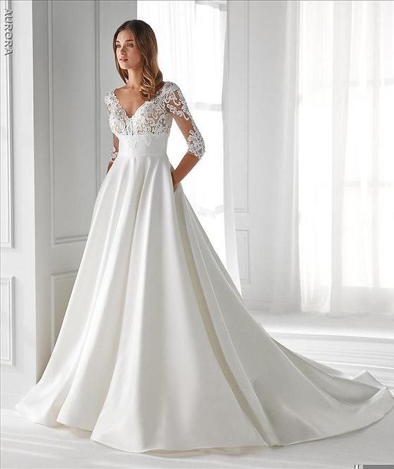 AU12188 - Vestido de Novia - AURORA by NICOLE