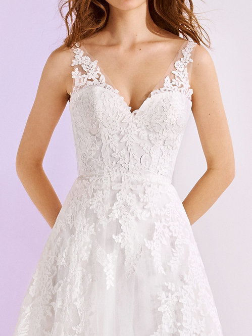 SWOON - Vestido de Novia - WhiteOne