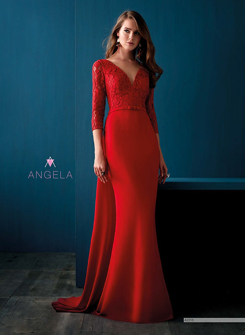 A2215 - Vestido de Fiesta - Angela by Valerio Luna