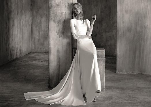 MIRRA - Vestido de Novia - ManuGarcia