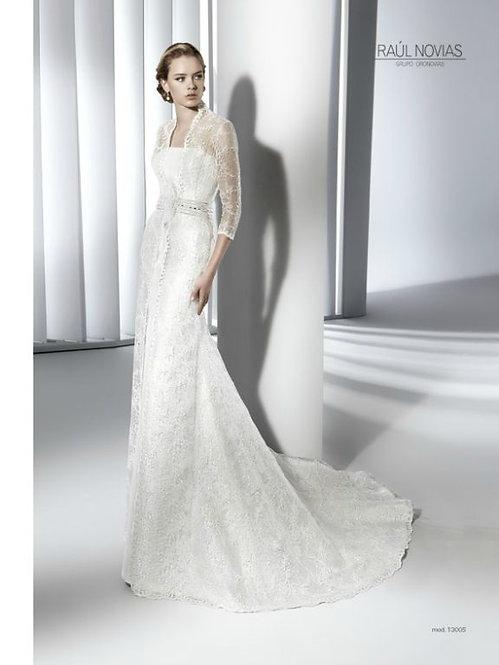 13005 - Vestido de Novia - Raul Novias